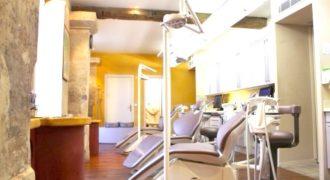 Cession cabinet d'orthodontie 167m² Rez-de-chaussée – Paris