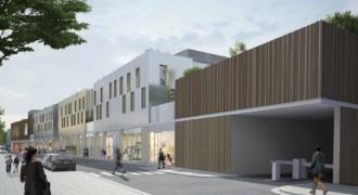 Locaux modulables de 80 à 500m² dans une nouvelle ZAC des Yvelines (78)