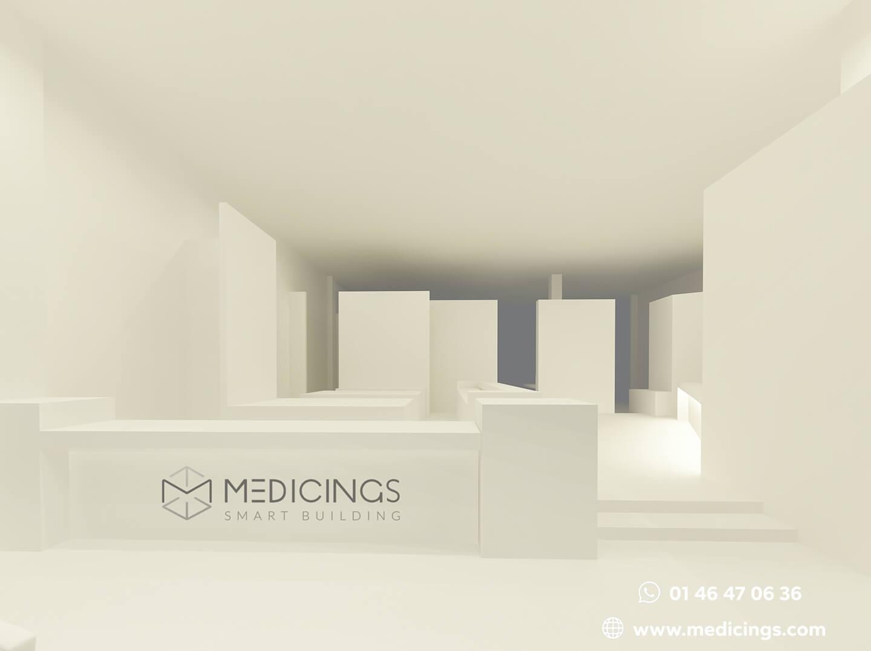 Medicings - Réalisation