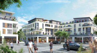 Local neuf à louer 169m² nouveau quartier de Louveciennes (78)