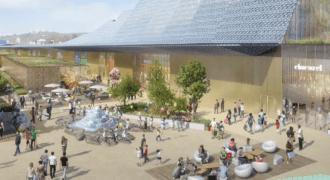 Local neuf à louer 250 à 400m² au sein d'un nouveau pôle d'attractivité Saint-Etienne
