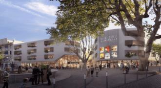 Local neuf à louer 430m² au coeur de Martigues (13)